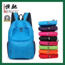 Waterproof Nylon Sports Duffel Weekend Travel Backpack Bag