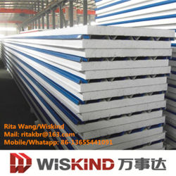 Fireproof Wall Panels Wholesale Durable Resin EPS Sandwich Panel
