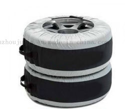 OEM Logo Water Proof Dust Tyre Tire Cover for Promotion