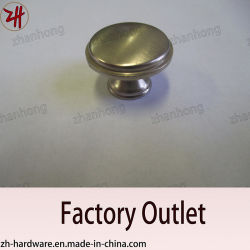 Factory Direct Sale Zink Alloy Cabinet Handle & Knob (ZH-1572)