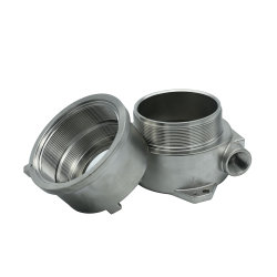 Stainless Steel Precision Investment Cast Surface Finish Parts