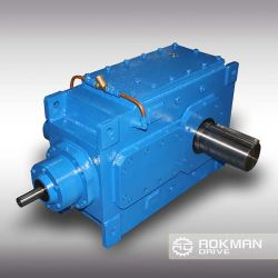 The Widely Used Hb Series Industrial Gear Units
