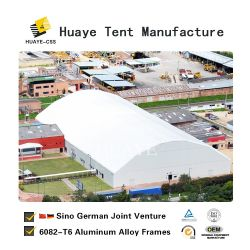 Windproof Large Outdoor 50X100m Aluminum Football Playing Sport Event Tent