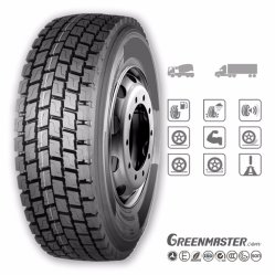 China Factory Wholesale Radial Heavy Duty Tubeless Truck Tire TBR Tyres 11r22.5 11r24.5 295/75r22.5 285/75r24.5 Discount Cheap Price Trailer Tires