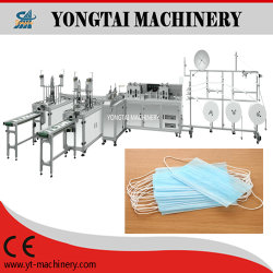 Full Automation Disposable Face Mask Making Machine