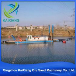 Selling Best 10 Inch Cutter Suction River Sand Dredging Machine Price