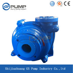 Super Corrosion Resistant Aluminum Cuttings Scrap Ceramic Slurry Pump