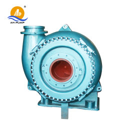 8 Inch Small Sand and Gravel Dreging Slurry Pump Factory