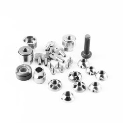 Factory Outlet Best Price Locking Bolts Anti-Theft Bolt and Nut