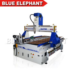 1122 Removable Rotary Device 4 Axis Electric Wood CNC Cutter Machine Woodworking Equipment in Good Price for Wooden Crafts