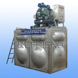 Slurry Ice Pumping System