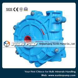 China Factory Horizontal Centrifugal Slurry Mining Pump