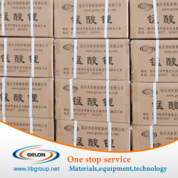Lithium Battery Material, Limn2o4 Battery, Limn2o4 Powder, Limn2o4 (GN-Mn-102)