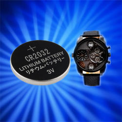 Lithium Button Cell Battery for Sport Wristwatch
