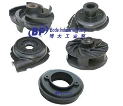 Replacement Slurry Pump Rubber Spare Parts