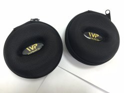 Promotional EVA Round Watch Box with Rubber Logo