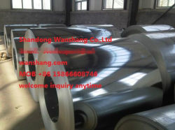 Hot Dipped Gi Galvanized Steel Coil (0.15-4.0mm) From China Factory
