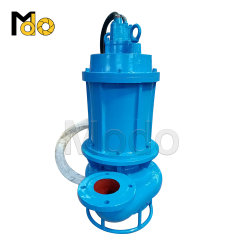 Automation High Head Self Priming Pressure 3 Inch Submersible Lime Slurry Pump for Mining