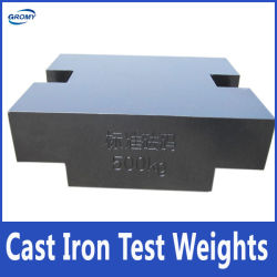 Cast Iron M1 Test Weight 1000kg/1t