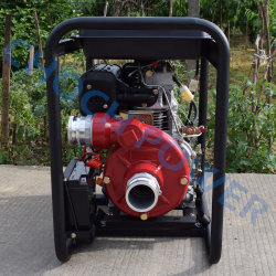Diesel Pump Machine, Portable Agricultural Irrigation Diesel Water Pump