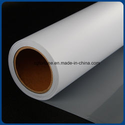Factory Price Large Format Printing Pet Film Grey Back for X Banner Stand Use