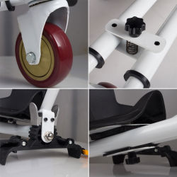 Wholesale Hoverkart Folding Seat to 6.5, 8, 10 Inch Electric Scooter 2 Wheel Hoverboard