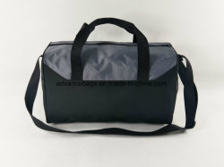 Good Quality Polyester Sport Travel Bag in Nice Color with Good Price