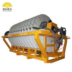 Mineral Slurry Dewatering High Efficient Vacuum Ceramic Disc Filter