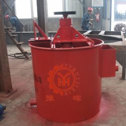 Mud Slurry Agitator for Mixing Ores, Sand with High Efficiency