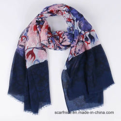 1d341b751c2a1 Wholesale Hot Sale Yiwu Scarf High Quality Fashion Floral Tassel Print  Floral Scarf