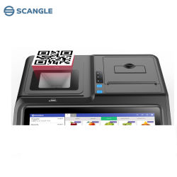 All in one POS terminal - Shenzhen City Scangle Technology Co , Ltd