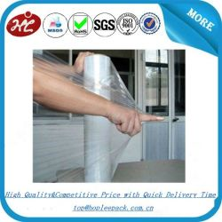 PE Wrapping Stretch Hood Film for Pallet Wrapping