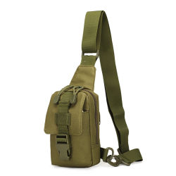 Anbison Sports Tactical Outdoor Cycling Shoulder Chest Bag
