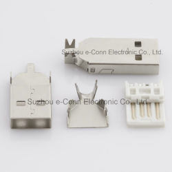 USB Connector 2.0 4pin Short