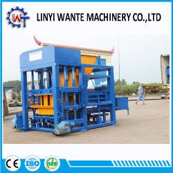 Cellular Lightqt4-25 Concrete Hollow Block Cutting Machine/Lightweight Blcok Machine