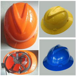 Safety Protective ABS & Plastic Helmet for Construction Head Protection