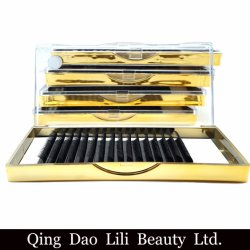 Factory Supply Individual Rapid Blooming Wink Eyelash Extension Mink False Eye Lashes