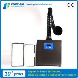 China Supplier Fiber Laser Marking Machine Fume Extractor (PA-300TS-IQC)