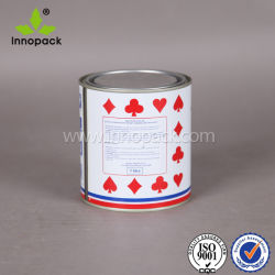1 Gallon Paint Tin Cans with Lid 5 Liter Metal Tin Can Wholesale
