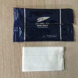 Yes Alcohol Free and Cleaning Use Disposable Air Refresher Towels