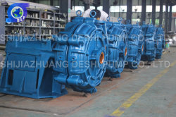 Mineral Processing High Pressure Mining Mud Sand Gravel Hh High Head Slurry Pump