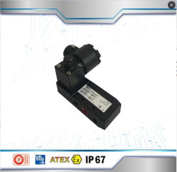 Factory Supply Single Acting 24V Explosion Proof Solenoid Valve
