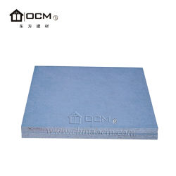 Lightweight Magnesium Oxide Fireproof MGO Partition Wall Board
