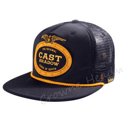 1350921b5dc New Promotional Snapback Era Mesh Custom Embroidery Summer Hat Foam Trucker  Cap