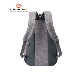 Chubont Leisure Design Mac Book Backpack for Men and Women