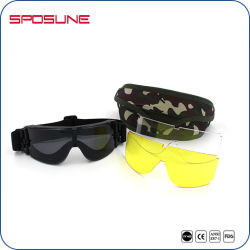 Bullet-Proof Shooting Glasses Ce Tactical Glasses Polarized Military Goggles