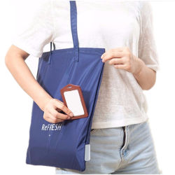 6d3d9e91d Fashion Unisex Folding Shopping Bag Supermarket Reusable Fabric Grocery Bag  Wholesale Bulk Lots Accessories Supplies Gear