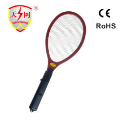 High Quality Safety Electronic Mosquito Flyswatter with Clearing Brush (TW-03)