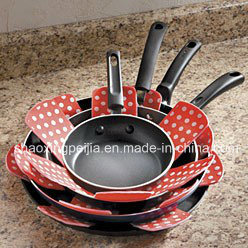 Kitchen Accessory Felt Cookerware Pot Protector Pan Holder Table Coaster
