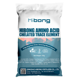 Chelated Amino Acid Chelated Trace Element Micronutrient Fertilizer